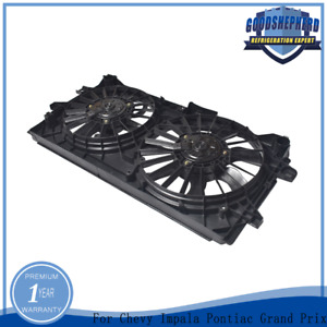 Radiator Cooling Fan For 06-09 Chevy Impala 05-08 Pontiac Grand Prix 620-974