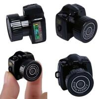 Y2000 Super Mini 720P Pets Video Camera DVR Sports Invisible Camcorder Recorder