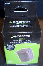 Enercell® 50W Foreign Travel Voltage Converter
