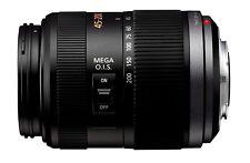 * NEU * Panasonic Lumix G Vario 45-200mm f/4.0-5.6 Aspherical Mega O.I.S Objektiv + UV
