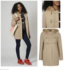 Topshop Duffle Hip Length Casual Coats & Jackets for Women