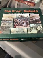 THE GREAT REDOUBT, the Battle of Borodino, by Yaquinto