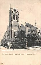 BR61857 st john s roman catholic church gravesend uk