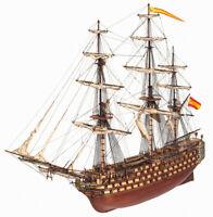 Occre Santisima Trinidad 1:90 Scale Wooden Model Ship Kit 15800