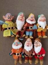 Biancaneve Sette Nani Disney con accessori, dolls