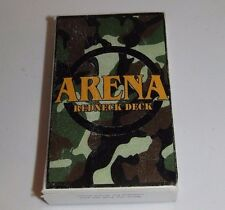 ARENA Redneck Deck Playing Cards (65 Cards & 2 D6 Dice)