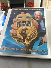 The Naked Gun Trilogy DVD (2009)