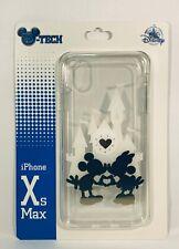 Disney Magic Kingdom Castle Mickey Minnie Heart Apple iPhone Xs Max Case New