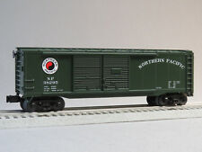MTH RAIL KING NORTHERN PACIFIC BOXCAR O GAUGE train double door 30-4245-1 B NEW