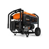 Generac 7690 - GP6500 6,500 Watt Portable Generator | 8125 Surge W | 49 ST/CSA