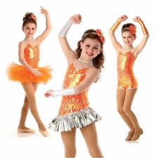 YOOJIA Kids Girls Camisole Romantic Style Ballet Dance Tutu Dress Swan Lake Dancing Performance Fairy Costume Dance wear