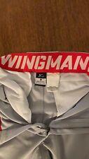Red Nike Swingman Baseball Pants