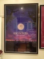 Arachnophobia - Australian One Sheet Original Movie Cinema Poster - Framed