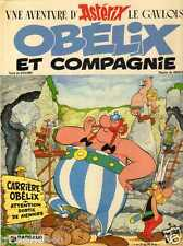 ASTERIX ET OBELIX--OBELIX ET COMPAGNIE--Edition Originale DARGAUD 1976