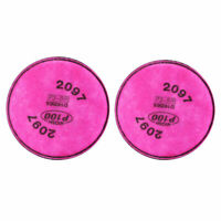 Reusable 2097 Filters Fit For 6200 6500 7500 Facepiece Face Cover