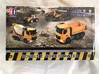 Double E Radio Control Rock Crawler Excavator R/C 1:26 Yellow Toy Construction
