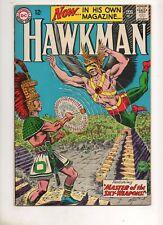 Hawkman #1 Fine+ 6.5 NICE! 1964 1ST Hawkman Series Begins! Flash/Legends TV! KEY
