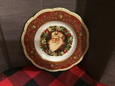 Boehm At  Home For Home Interiors Victorian Olde Saint Nick 2005