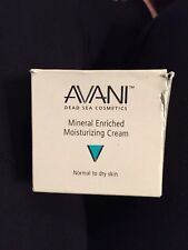 Avani Dead Sea Cosmetics Mineral Enriched Moisturizing Cream 1.7 Oz NEW IN BOX