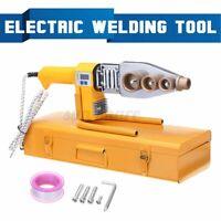 100//150//200//300W Electric Soldering Iron Solder Welding Chisel Tip Wood 14.17in