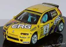 BUSCH RICKO 38828 FIAT PUNTO RALLY CAR 2003 DIECAST METAL SCALE 1:87 HO NEW OVP