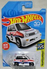 "2018 Hot Wheels '85 Honda City Turbo II ""CASE C"" Ships World Wide"