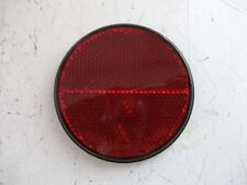 new large 7cm red self sticking reflector.