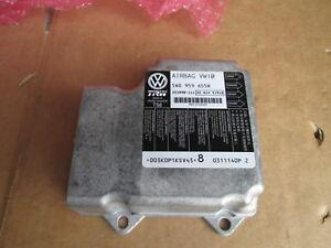 NEW GENUINE VW PASSAT AIRBAG ECU 5N0959655R006 5N0959655AA00A