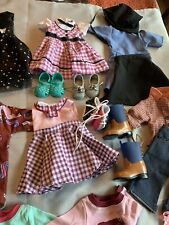 """Clothes Accessories Lot For American Girl Doll & Other 18"""" Dolls Our Generation"""