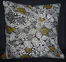 Handmade Abstract 100% Cotton Decorative Cushions & Pillows