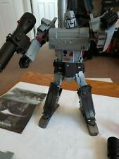 "Weijiang Transformers Megatron G1 Gun Decepticons 11"" Action Figure Collect Toys"