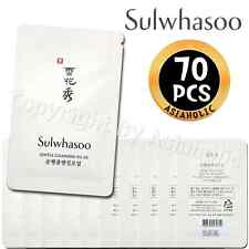 Sulwhasoo Gentle Cleansing Oil EX 4ml x 70pcs (280ml) Probe AMORE New Version
