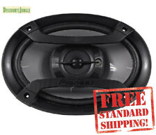 "Pioneer Ts-695p 6 x 9"" Car Audio 3-way 4 Ohm 230w Speakers PAIR"