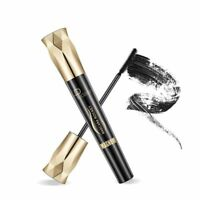 4D Silk Fiber Eyelash Mascara Extension Makeup Black Waterproof Kit Eye Lashes~~