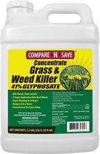 Grass Weed Root Killer 2.5 Gal. 41% Glyphosate Concentrate Makes Up to 210 Gal.