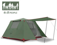 KAZOO Family Camping Tent Large Waterproof Pop Up Tents 6 Person, NEW