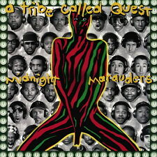 "MX03548 A Tribe Called Quest - American Hip Hop Q Tip MC Music 24""x24"" Poster"