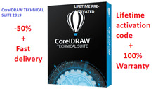 CorelDRAW Technical Suite 2019 🔥 Lifetime Activation Key ⭐ Fast Delivery ⭐