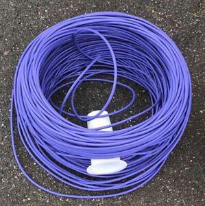 Excel Violet 172m Cat6 UTP Ethernet Cable LAN Data Reel