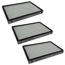 (3) HEPA Filter for Kenmore 4370417, 20-86889, KC38KCEN1000 Exhaust Vacuum