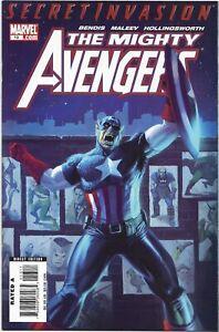 Mighty Avengers #13 - VF/NM - Secret Invasion