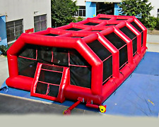 Commercial Inflatable Tent Advertising Building Promotion Dome Wet Bounce House