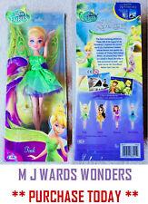 "Disney Fairies clásicos de moda muñeca, muñeca de 9"" - Tinkerbell"