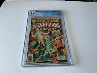MARVEL PRESENTS 7 CGC 9.8 WHITE PAGES GUARDIANS OF THE GALAXY MARVEL COMICS 1976