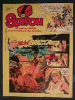 SPIROU N°2142 du 03/05/1979 (HUBINON,MITTEI,TILLIEUX,FRANQUIN..