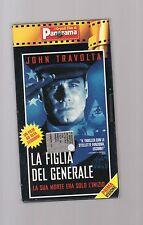 la figlia del generale - john travolta    - i grandi film di panorama- VHS