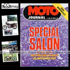 MOTO JOURNAL N°284 MONTESA COTA 123 TRAIL TOUR DE CORSE ★ SPECIAL SALON 1976 ★