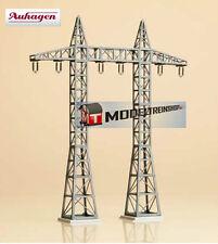 Auhagen HO 42630 High tension masts - Hoogspannings Masten