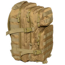 Coyote MOLLE SAC À DOS Assault Small 20 L US Tactical Army Day Pack Bag New