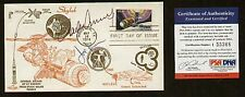 Charles Conrad & Joe Kerwin signed First Day Cover PSA